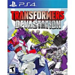 Transformers: Devastation (Sony PlayStation 4, 2015)