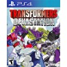 Transformers: Devastation (Sony PlayStation 4, 2015)