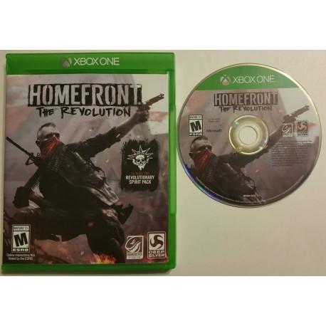 Homefront: The Revolution (Microsoft Xbox One, 2016)