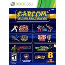 Capcom Digital Collection (Microsoft Xbox 360, 2012)