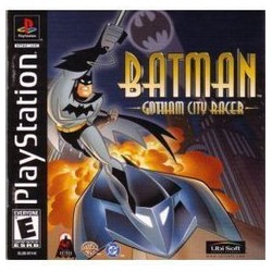 Batman: Gotham City Racer (Sony PlayStation 1, 2001)