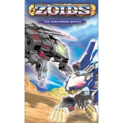 Zoids Vol. 2: The High Speed Battle (VHS, 2002, English Language)