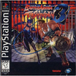 Battle Arena Toshinden 3 (Sony PlayStation 1, 1997)