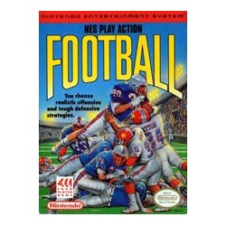 NES Play Action Football (Nintendo NES, 1990)