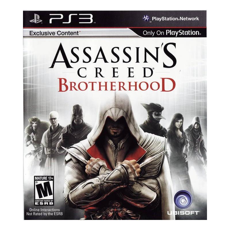 Assassin's Creed Brotherhood Sony PlayStation 3