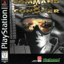 Command & Conquer (Sony PlayStation 1, 1995)