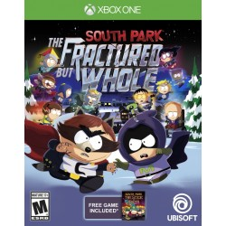 South Park: The Fractured but Whole (Microsoft Xbox One, 2016)