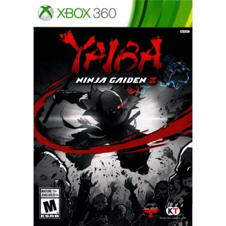 Yaiba Ninja Gaiden Z Microsoft Xbox 360