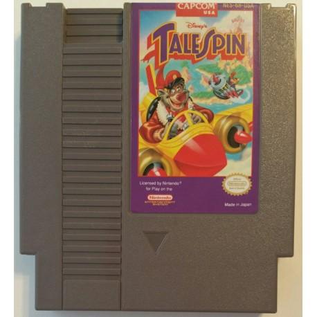 TaleSpin (Nintendo NES, 1991)