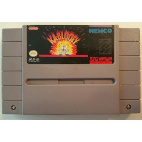 Ka-blooey (Nintendo SNES, 1992)
