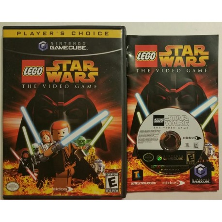 Lego Star Wars The Video Game Nintendo Gamecube
