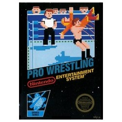 Pro Wrestling (Nintendo, 1987)