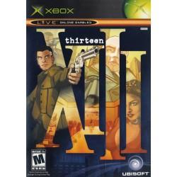 XIII (Microsoft Xbox, 2003)