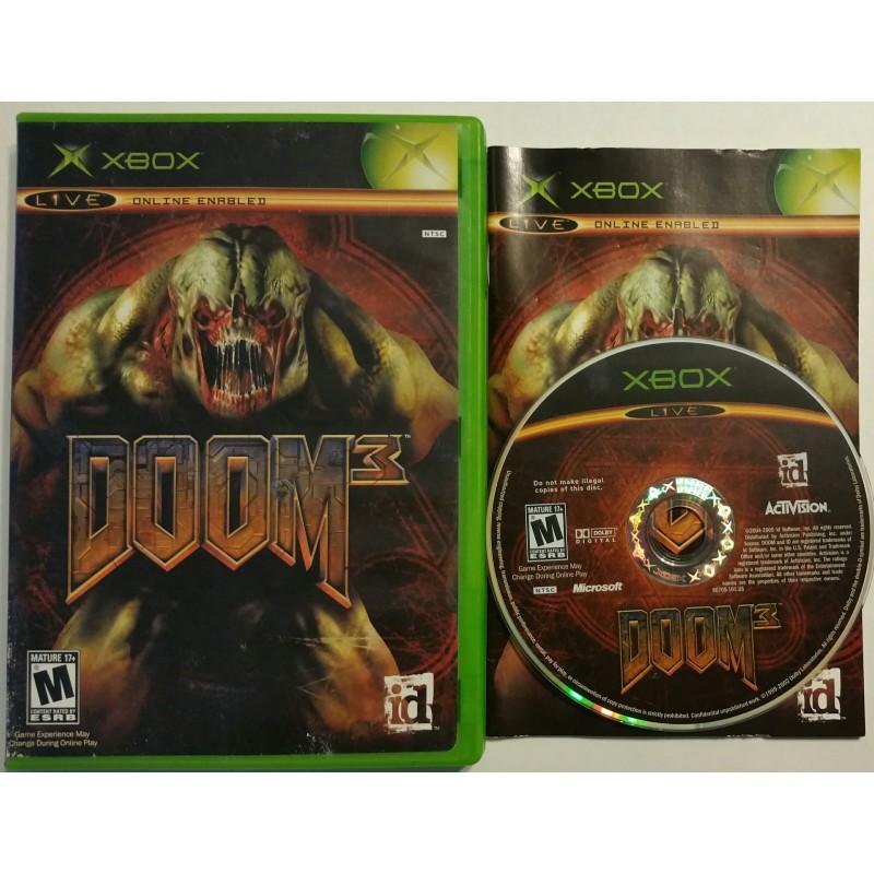 Doom 3 Microsoft Xbox