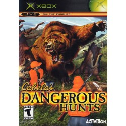 Cabela's Dangerous Hunts (Microsoft Xbox, 2003)