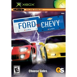 Ford vs Chevy (Microsoft Xbox, 2005)