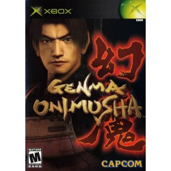 Genma Onimusha (Microsoft Xbox, 2002)