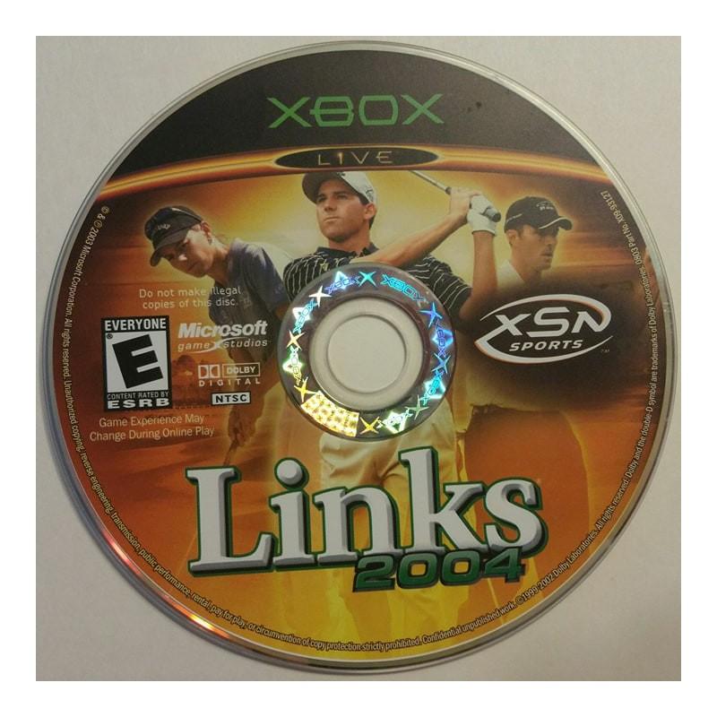 Links 2004 Microsoft Xbox