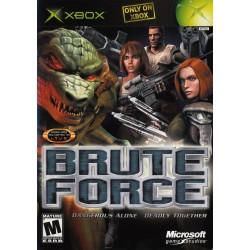 Brute Force (Microsoft Xbox, 2003)