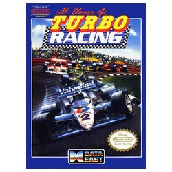 Al Unser Turbo Racing (Nintendo, 1988) NES