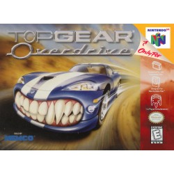 Top Gear Overdrive (Nintendo 64, 1998)