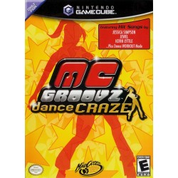 MC Groovz Dance Craze (Nintendo GameCube, 2004)