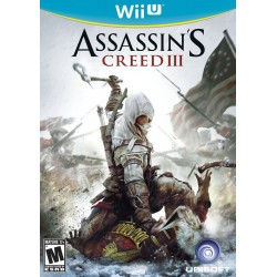 Assassin's Creed III (Nintendo Wii U, 2012)