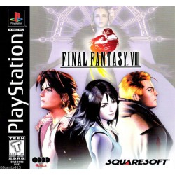 Final Fantasy VIII (Sony PlayStation 1, 1999)