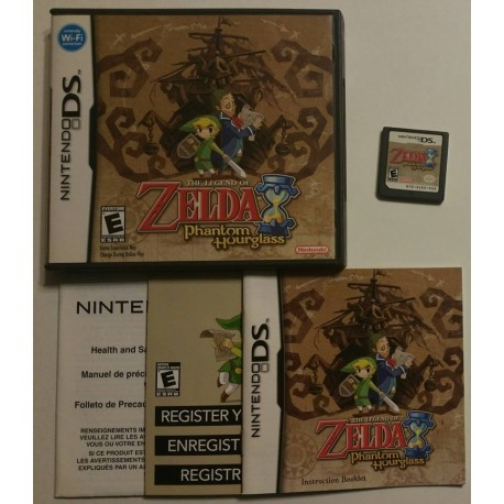the legend of zelda phantom hourglass nintendo ds rh gameigloo com manual zelda phantom hourglass manual zelda phantom hourglass