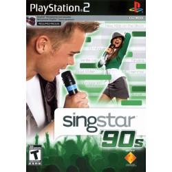 SingStar '90s (Sony PlayStation 2, 2008)