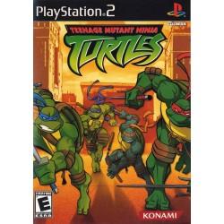 Teenage Mutant Ninja Turtles: Smash-Up PS2 (Sony PlayStation 2, 2009)