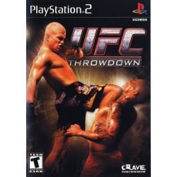 UFC: Throwdown (Sony PlayStation 2, 2002)