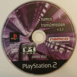Namco Transmission v3.2 Demo (Playstation 2, 2005)