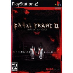 Fatal Frame II: Crimson Butterfly (Sony PlayStation 2, 2003)