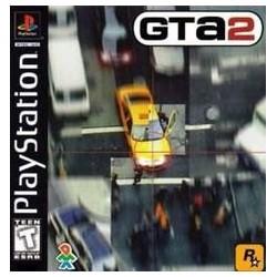 Grand Theft Auto 2 (Sony PlayStation 1, 1999)