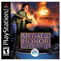 Medal of Honor: Underground (PlayStation, 2000)