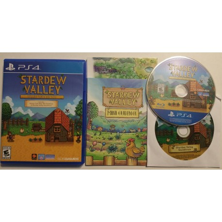 Stardew Valley: Collector's Edition (Sony PlayStation 4, ...