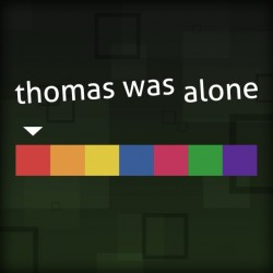 Thomas Was Alone Collector's Edition (PC, 2013)