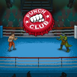 Punch Club Collector's Edition (PC, 2017)