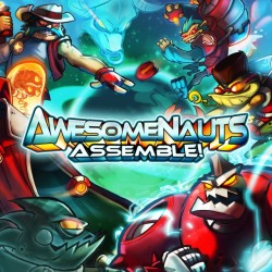 Awesomenauts Collector's Edition (PC, 2017)