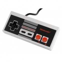 Damaged Nintendo NES-004 Controller