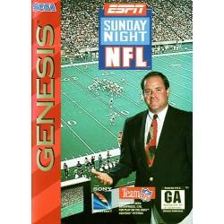 ESPN Sunday Night NFL (Sega Genesis, 1994)