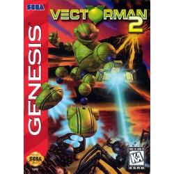 Vectorman 2 (Sega Genesis, 1996)