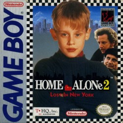 Home Alone 2: Lost In New York (Nintendo Game Boy, 1991)