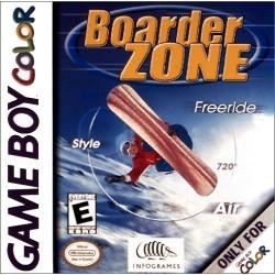 Boarder Zone (Nintendo Game Boy Color, 1999)