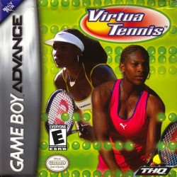 Virtua Tennis (Nintendo Game Boy Advance, 2002)