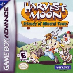 Harvest Moon: Friends of Mineral Town (Nintendo Game Boy Advance, 2003)