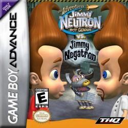 Adventures of Jimmy Neutron vs. Jimmy Negatron (Nintendo Game Boy Advance, 2002)
