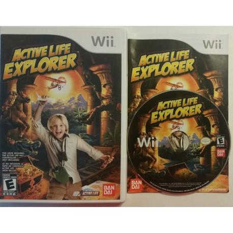 Active Life: Explorer (Nintendo Wii, 2010)