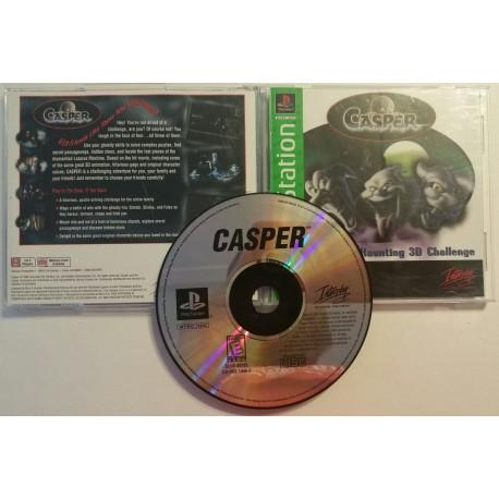 Casper (Sony PlayStation, 1996)